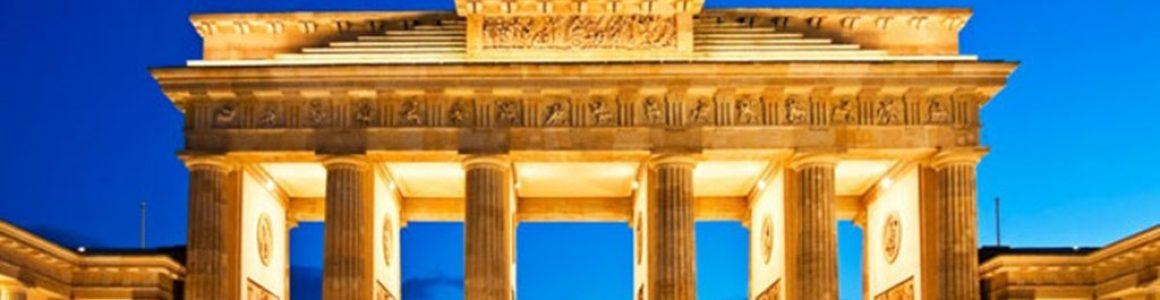 Portao de Brandenburgo Berlim