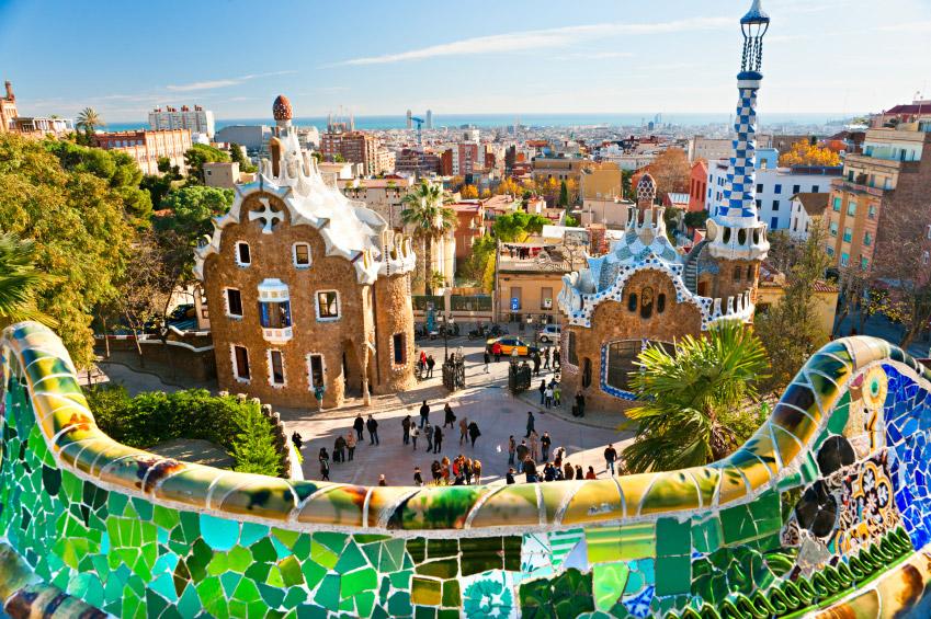 Parc_Güell_Barcelona
